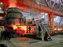 Известь в металлургие