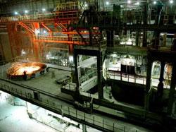 Известь в металлургии
